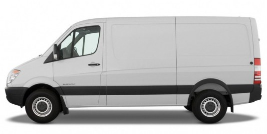 Sprinter Brake Job Raleigh, NC